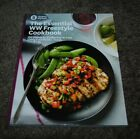 THE ESSENTIAL WW FREESTYLE COOKBOOK WEIGHT WATCHERS 274 PAGES NEW