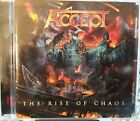 ACCEPT - The Rise of Chaos CD 2017 like new