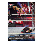 2020 Topps Now WWE Wrestling Cards Checklist 17