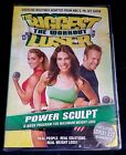 Biggest Loser The Workout Power Sculpt DVD 2007 Jillian Micheals New Sealed