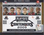 Top 50 Singles from 2009 Playoff Contenders Football 9