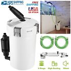 Aquarium External Canister Filter Fish Tank with Pump Table Mute Filters Bucket