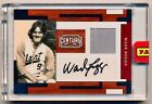 2010 Panini Century Collection WADE BOGGS Auto AUTOGRAPH JERSEY Red Sox 13 25