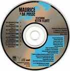 MAURICE JOSHUA & DA POSSE - All Because Of You [US Promo CD] 7 Remixes Les Adams