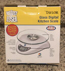 Taylor 3831BL Biggest Loser Kitchen Scale 660 lb 3 kg Maximum Weight NEW