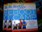 THE BIGGEST LOSER  BOOT CAMP SOFT COVER BOOK  BRAND NEW