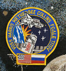 STS 63 Space Shuttle Mission Patch Discovery