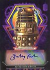 2016 Topps Doctor Who Extraterrestrial Encounters Trading Cards 7