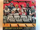 2018 Panini Rookies & Stars Football 6-Pack Ultra Box Autographs And Brand New!