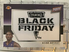 KOBE BRYANT 2014 panini Black Friday JUMBO PATCH RELIC SSP Rare Promo Pack Hit💥