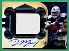 2011 National Treasures #331 DeMARCO MURRAY ROOKIE PATCH Auto AUTOGRAPH 43 99