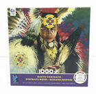 Ceaco Native American Indian Portraits 1000 Piece Jigsaw Puzzle NEW Made In USA