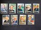 1956 Topps US Presidents Trading Cards 6