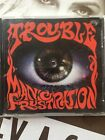 Trouble Manic Frustration CD Scuse Me Fear Tragedy Man Strawberry Sky Rick Rubin