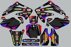 Graphic Kit for 2003-2012 Honda CR85 CR 85 Decals logo sticker