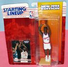 1994 DOMINIQUE WILKINS sole Los Angeles Clippers * FREE s/h* Starting Lineup HOF