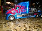 Jada transformer Optimus prime semi rig 124 scale diecast used