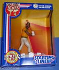 1994 REGGIE JACKSON Oakland A's 1995 club exclusive Stadium Star Starting Lineup