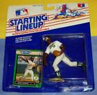 1989 DAVE STEWART Oakland Athletics A's Rookie * FREE s/h * Starting Lineup #34