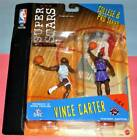 1999 College Pro Superstars VINCE CARTER Raptors UNC Tar Heels Starting Lineup