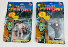 2 TALES FROM THE CRYPT CRYPTKEEPER HORROR ACTION FIGURES The Mummy  Cryptkeeper