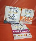 3 The Biggest Loser Books Jump Start Simple Swaps Weight Loss