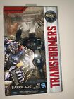 Transformers The Last Knight Premier Edition Barricade Deluxe Class