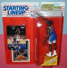 1993 PATRICK EWING New York Knicks NM/MINT *FREE s/h* Starting Lineup w/ 2 cards