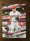 Mike Trout 2017 Topps 10X14 WALL ART POSTER 5 99 RARE LOOKS INCREDIBLE