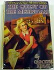 Nancy Drew no19 Quest of the Missing Map 1st edition 1st print 1942A 1 hcdj