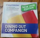 2008 Edition Weight Watchers Dining Out Companion