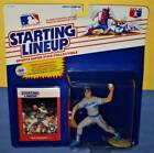1988 TED HIGUERA Milwaukee Brewers Rookie * FREE s/h * Starting Lineup