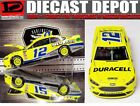 RYAN BLANEY 2018 DURACELL MENARDS DARLINGTON THROWBACK 1 24 ACTION DIECAST
