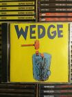 WEDGE / Self Titled CD 1996 New Sealed Starfish Sugar Part Of You Interstate