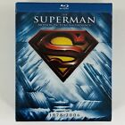 The Superman Motion Picture Anthology 1978-2006 (Blu-ray Box Set, Region A)