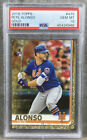 2019 Topps GOLD Pete Alonso Mets Rookie Card #475 PSA 10 Gem Mint