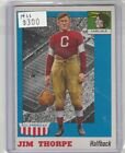 Jim Thorpe Cards and Autograph Guide 51