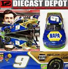 CHASE ELLIOTT 2018 NAPA NIGHTVISION LAMPS 1 24 SCALE ACTION NASCAR DIECAST