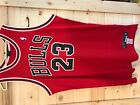 MICHAEL JORDAN 23 AUTHENTIC CHICAGO BULLS NEW NIKE PROCUT JERSEY Adult 50 Jersey