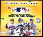 2021 Topps MLB Sticker Collection Baseball Cards 25