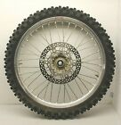 2003 YAMAHA WR450F   FRONT WHEEL ASSEMBLY