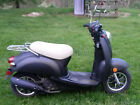 50cc Coleman Scooter Powersports broken in and less than 500 miles