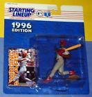 1996 RON GANT sole Cincinnati Reds NM+ #6 * FREE s/h * Starting Lineup