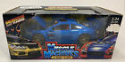 Muscle Machines Blue 2003 Honda Accord 124 Scale Diecast Red Interior NEW