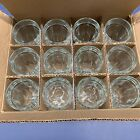 Libbey Glass 1 Dozen 12 Gibraltar Clear 16oz Water Ice Tea Goblets 5252