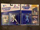 Starting Lineup Bo Jackson LOT Kansas City Royals 1989 & 1990 editions Kenner ⚾️