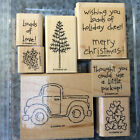 Stampin Up Loads of Love Rubber Stamp