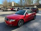 2004 Audi A4 3.0L 2004 below $4000 dollars