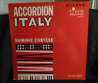 Accordion Italy Dominic Cortese LP Record Album 100  play tested
