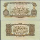 SOUTH VIETNAM 1 Dong 1966 P R4 World Currency